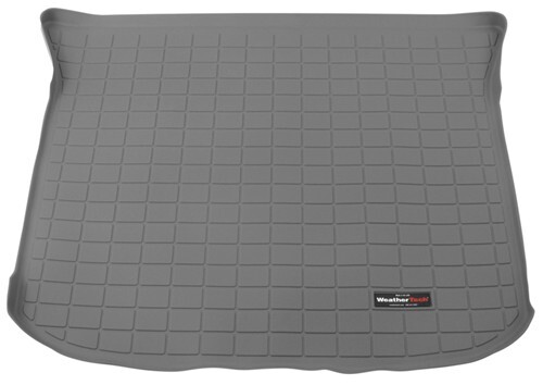 Ford Edge, 2007 Floor Mats WeatherTech WT42325