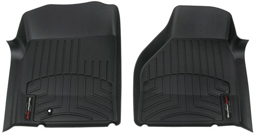 2003 Dodge Ram Pickup Floor Mats WeatherTech WT440041