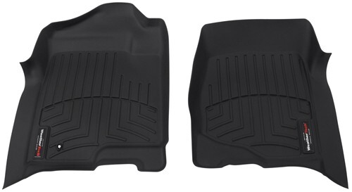 2008 Sierra by GMC Floor Mats WeatherTech WT440661