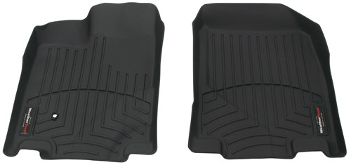 Ford Edge, 2007 Floor Mats WeatherTech WT441101