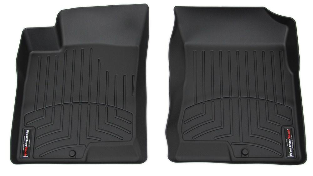 floor mats by weathertech for 2009 sonata wt441601. Black Bedroom Furniture Sets. Home Design Ideas