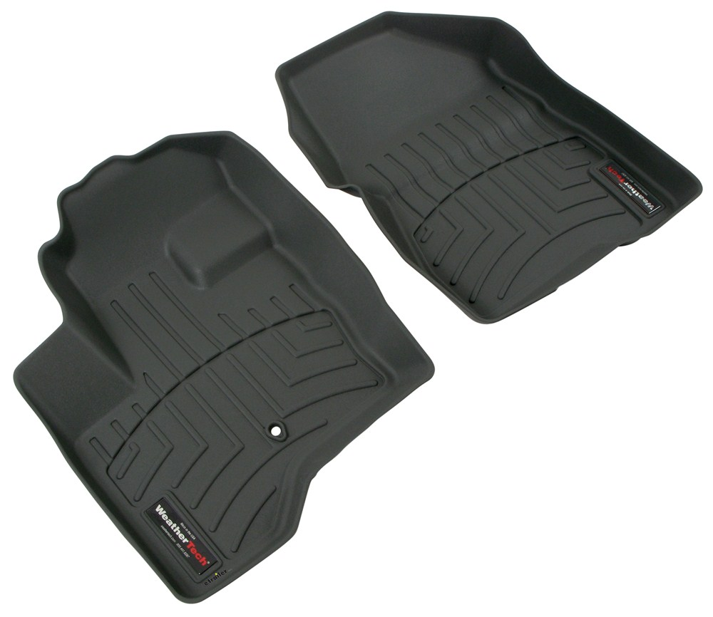 WeatherTech Floor Mats For Ford Flex 2011