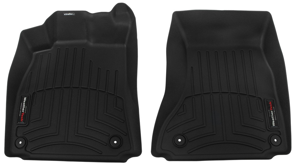floor mats by weathertech for 2009 a4 wt442121. Black Bedroom Furniture Sets. Home Design Ideas
