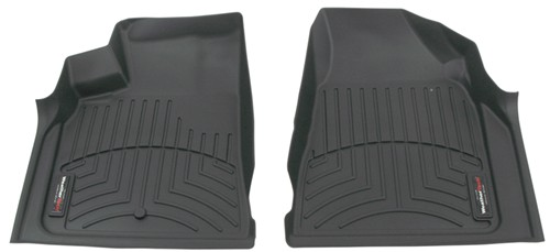 2009 Chevrolet Traverse Floor Mats WeatherTech WT442511