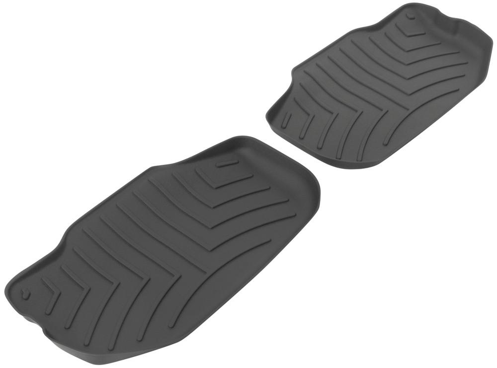 Weathertech floor mats for chevrolet camaro 2010 wt442672 for 1969 camaro floor mats