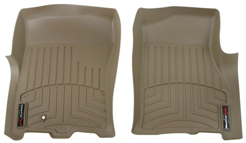 Ford Expedition, 2007 Floor Mats WeatherTech WT451071