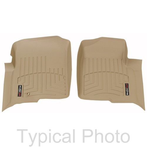2008 F-250 and F-350 Super Duty by Ford Floor Mats WeatherTech WT451261