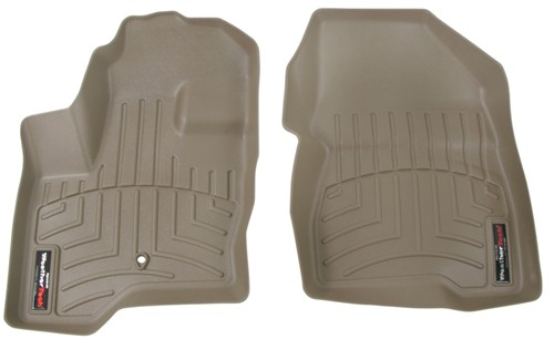 2009 Ford Flex Floor Mats WeatherTech WT452081