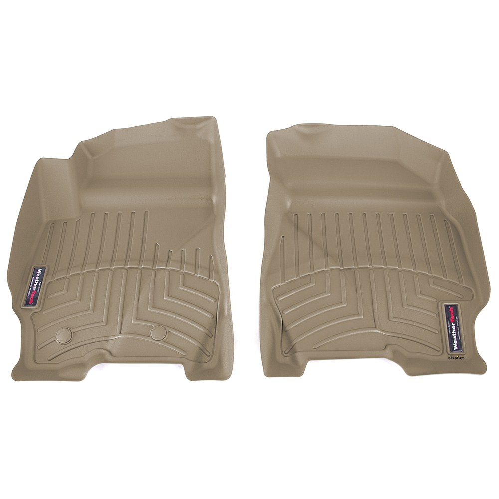 weathertech floor mats for ford escape 2010 wt453541. Black Bedroom Furniture Sets. Home Design Ideas