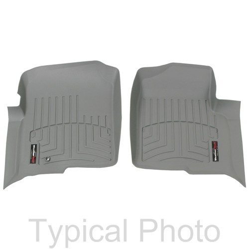 2002 Durango by Dodge Floor Mats WeatherTech WT460811
