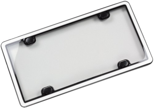 Weathertech Clearcover License Plate Frame With Cover