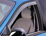 WeatherTech Side Window Air Deflectors with Light Tinting - Front - 2 Piece