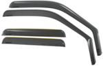 WeatherTech 2010 Ford F-250 and F-350 Super Duty Air Deflectors