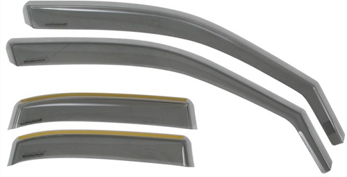 Nissan Altima, 1997 Air Deflectors WeatherTech WT72256