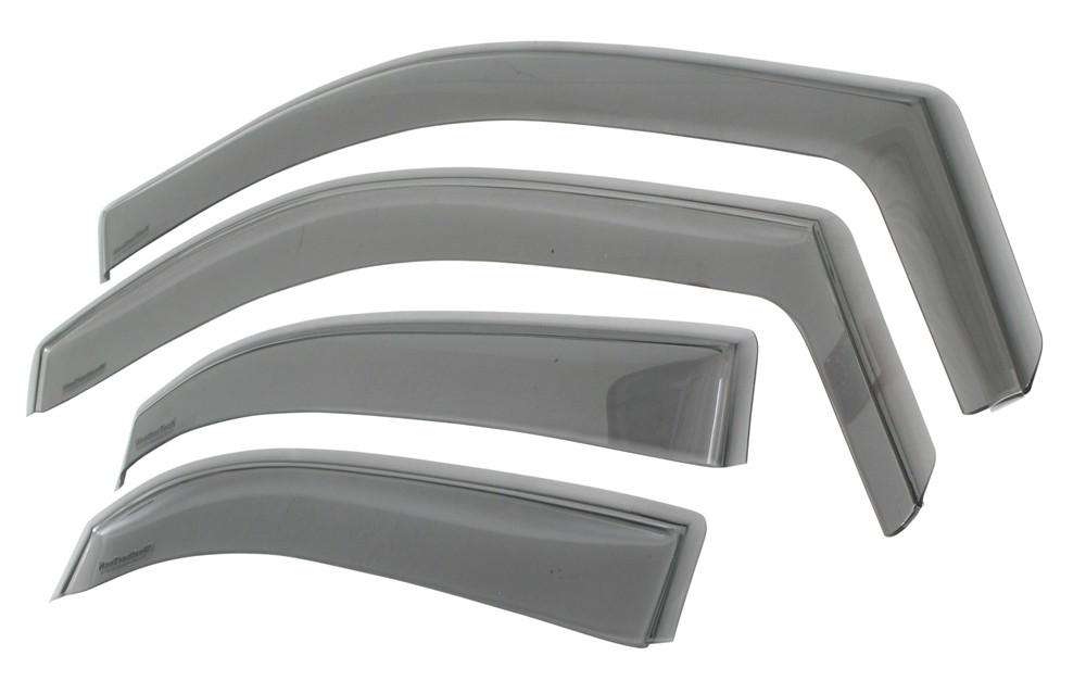 Air Deflectors By Weathertech For 2006 Corolla Wt72299