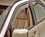 WeatherTech 2011 Mercedes-Benz S-Class Air Deflectors