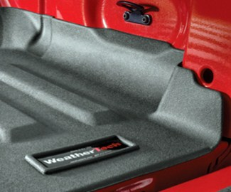 WeatherTech TechLiner Contoured Edges