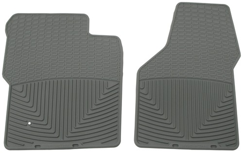 Ford F-350, 450, and 550 Cab and Chassis, 2001 Floor Mats WeatherTech WTW19GR