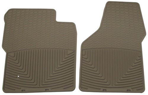 Ford F-350, 450, and 550 Cab and Chassis, 2007 Floor Mats WeatherTech WTW19TN