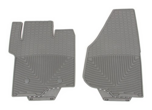Ford F-250 and F-350 Super Duty, 2011 Floor Mats WeatherTech WTW203GR