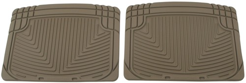 Dodge Dakota, 1997 Floor Mats WeatherTech WTW20TN