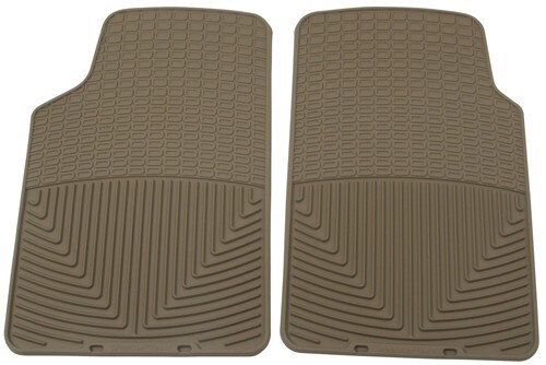 2000 Mercury Cougar Floor Mats WeatherTech WTW3TN