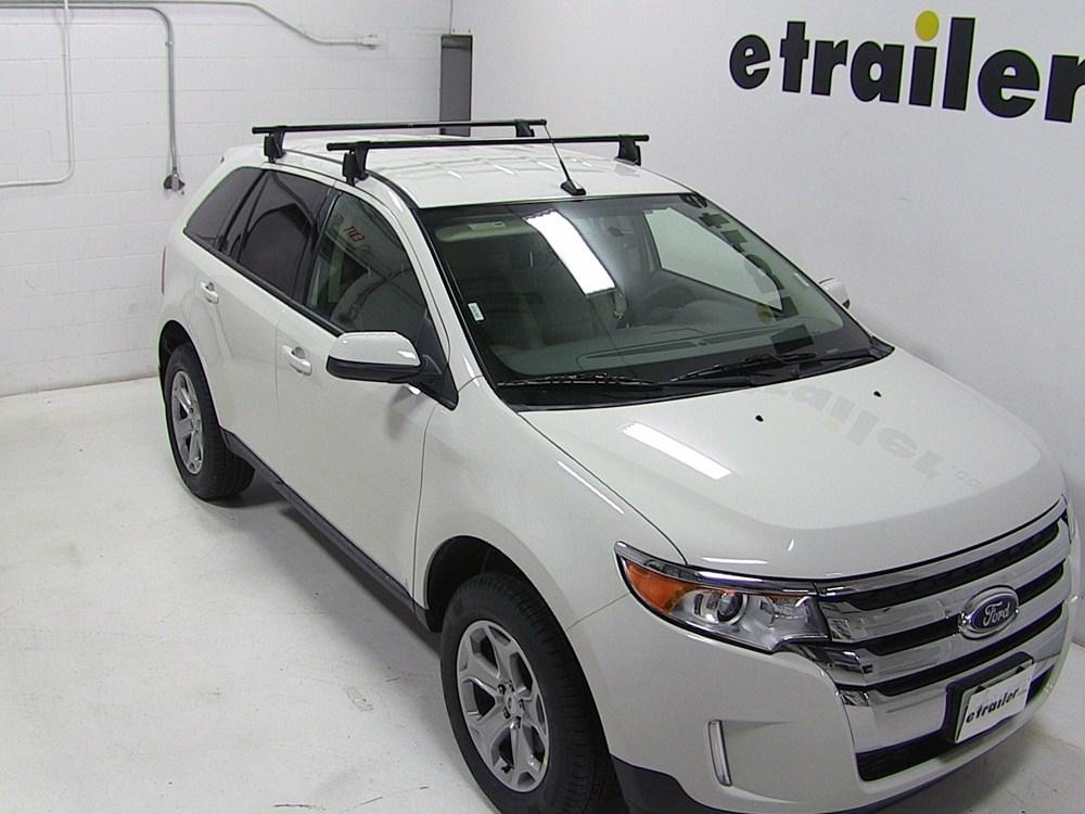 Yakima Roof Rack For 2013 Ford Edge Etrailer Com