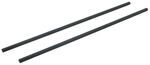 "Round 58"" CrossBars for Yakima Roof Rack System (QTY 2)"