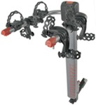 "Yakima HighLite Aluminum 3 Bike Carrier for 1-1/4"" and 2"" Hitches - Hitch Mount - Silver"
