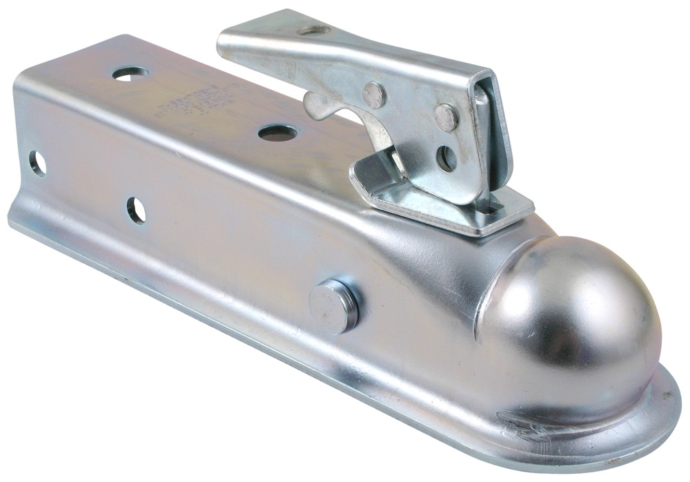 Hitch Coupler Parts : Trailer coupler for yakima rack and roll trailers
