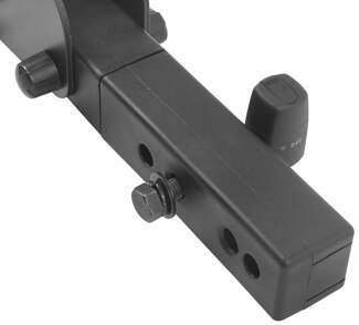 Thule Evader locking, anti-wobble threaded hitch pin