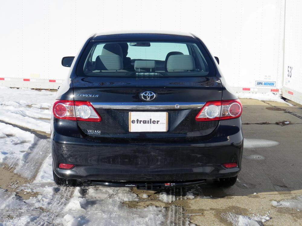 Curt Trailer Hitch For Toyota Corolla 2014