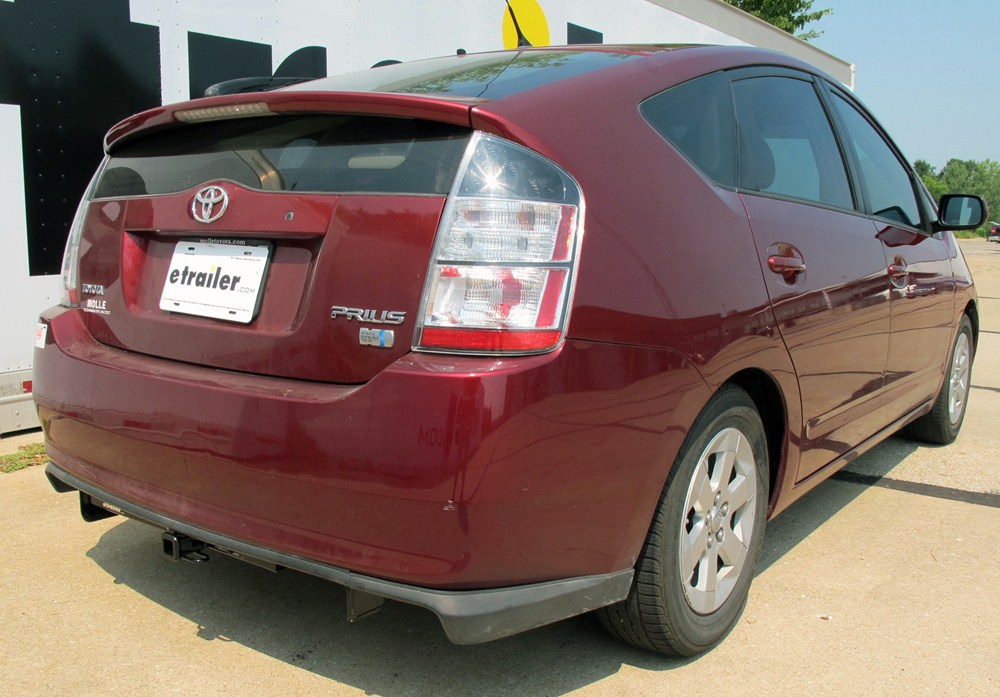 trailer hitch for 2005 toyota prius curt c11468. Black Bedroom Furniture Sets. Home Design Ideas