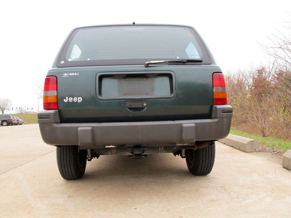 Curt Trailer Hitch For Jeep Grand Cherokee 1997