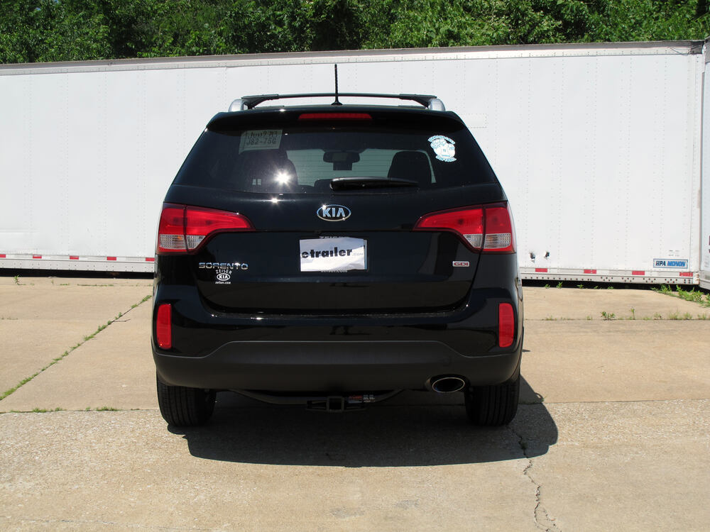 curt trailer hitch for kia sorento 2014 c13152. Black Bedroom Furniture Sets. Home Design Ideas
