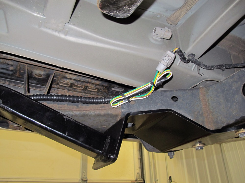 Custom Fit Vehicle Wiring For 2002 Toyota Sequoia