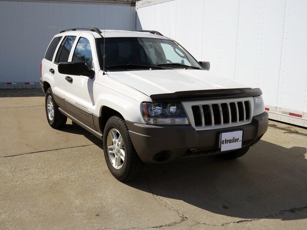 Longview Custom Towing Mirrors For Jeep Grand Cherokee