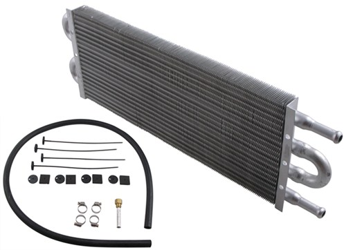 1988 Mini Ram Van by Dodge Transmission Coolers Derale D12902