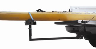 Vertical Kayak Rv Rack For Hitch Receiver Motorcycle
