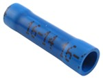 Butt Connector - PVC - for 16-14g Wire - Qty. 1