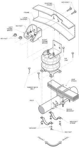 firestone coil rite installation instructions