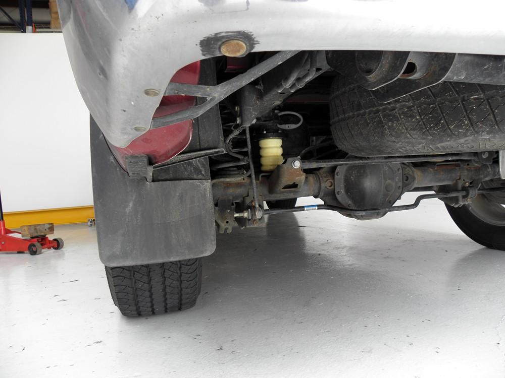 Compare Timbren Rear Suspension Vs Firestone Work Rite