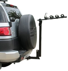 How To Choose A Bike Rack That Will Clear A Rear Mounted Spare Tire
