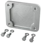 weld-on mounting brackets