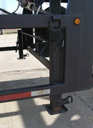 Heavy duty jacks with power drive