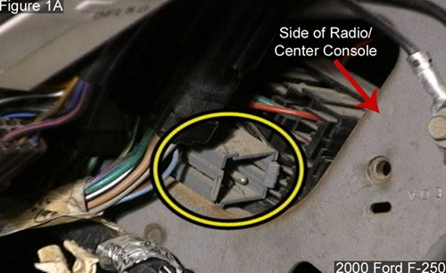 Which Plug Under The Dash Is The Factory Brake Controller
