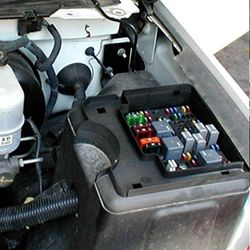 faq046_dd_250 how to install a brake controller on chevrolet gmc 1999 2006 2008 F-350 Fuse Box at edmiracle.co
