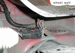 round 7 way plug wiring diagram electric brake controller installation on dodge ram trucks