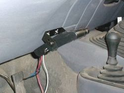 Trailer Brake Controller Wiring >> Brake Controller Installation Starting From Scratch