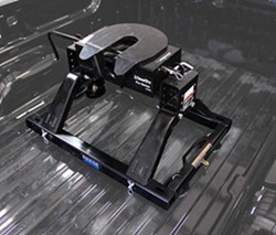 Fifth Wheel Hitch For Ford Puck System Best Ford Foto In
